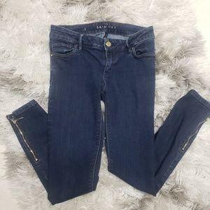 Whbm dark wash jeans